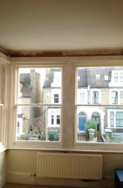Sash Windows South East London replacement