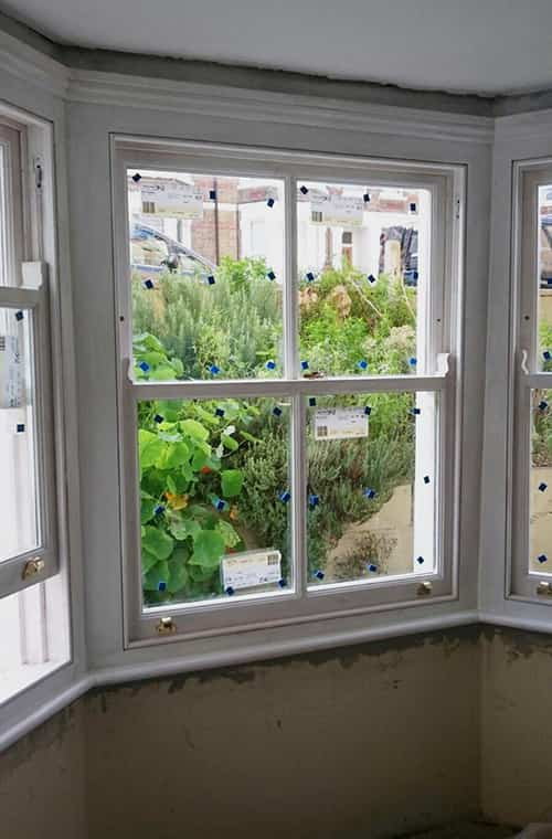 South East London sash windows